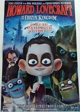 HOWARD LOVECRAFT and the Frozen Kingdom - Original Promo Movie Poster SDCC 2016