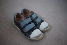 Start-rite: Boys Blue Shoes/Sneakers, Size 10.5/ EU 28.5