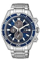 Citizen Eco-Drive Promaster Diver Stainless Steel Watch - CA0710-82L - NEW