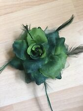 Blume * Haarschmuck * Brosche * Schmuck * Bauchtanz * Tanzen * Tribal *