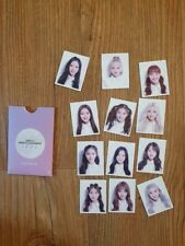 Loona Debut Concert Loonabirth Id Photocrd Full Set