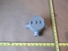 Appleton GR-EFHC O_Z, Type T, 3 Way Electrical Junction Box