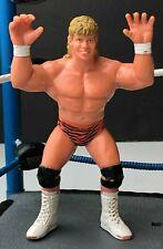 """WCW Flyin' Brian Pillman 1990 Galoob 4.5"""" Wrestling Figure WWF Vintage"""