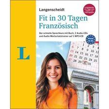 NEU: Langenscheidt FRANZ�–SISCH lernen - Fit in 30 Tagen - Anfänger-Sprachkurs