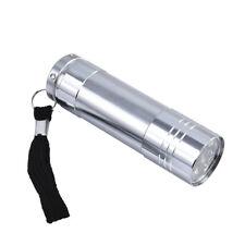 New Pocket Mini LED UV Lamp Light Fast Cure Nail Gel Polish Dryer Flashlight