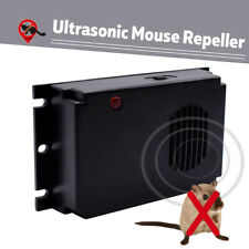 Home/Car Ultrasonic Mouse Mice Rat Pest Repeller Battery Powered Pest  AU !