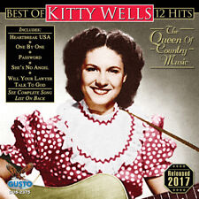 Kitty Wells - Best Of - 12 Hits [New CD]