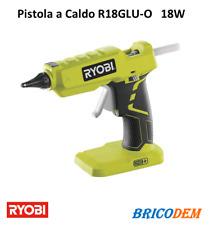 Ryobi R18GLU-0 Pistola Colla a Caldo 18V - Verde