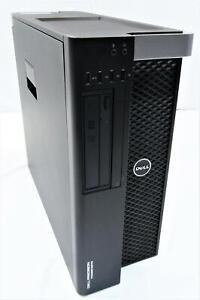 Dell Precision Tower 5810 | 3.10GHz Xeon E5-1607 v3 | 32GB DDR4 | DVD-RW