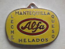 medaglia auto car Alfa Romeo
