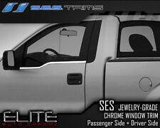2004-2008 Ford F150 Supercrew 4dr. Chrome Window Sill Trim Molding