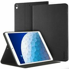 New iPad Air 3 2019 Smart Case Apple Ultra Thin Soft TPU Back Stand 10.5'' Cover