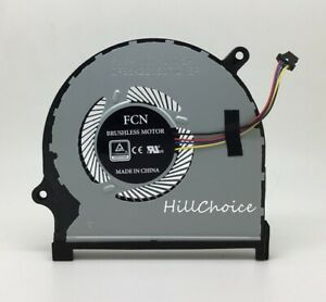 New Original GPU Cooling Fan For Dell Inspiron 7590 7591 P83F Laptop 0861FC