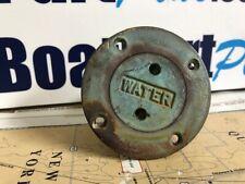 """Vintage Bronze Deck Fill Water for 1 1/2"""" Hose"""