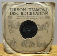 "Edison Diamond disc ""Bonnie Kate Medley of Reels"" and Kimmel March"" Disc # 50604"