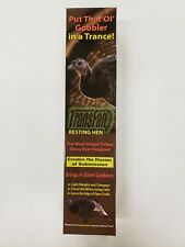 Hunter'S Edge Transfan Resting Hen Turkey Decoy