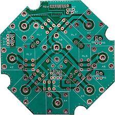 Ham Amateur Radio Remote antenna switch PCB up to 7 antennas SO-239 / UHF / N