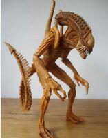 "7"" Aliens Sewer Mutation Warrior Alien Xenomorph  Toy Action Figure WIth Box"