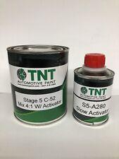 High Gloss Urethane Clear Coat Quart Kit 4:1 w/ Slow Activator