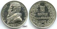 2841 - MEDAILLE DE LA VILLE DE CAEN 1815