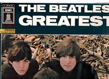 """RARE"".BEATLES.THE BEATLES GREATEST.GERMAN ""BLUE / ODEON"" LP.EX+"