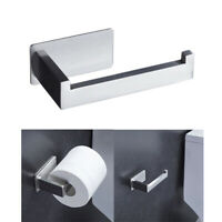 Portarotolo WC Igienica Porta Carta a Parete 304 Acciaio Inox di Alta Qualitá