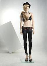 Display Mannequin Female Dress Form, Flesh, MD-ZARA4