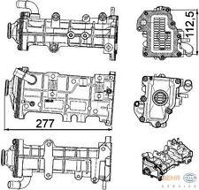 Scambiatore EGR Iveco Daily IV 65C17 / 35C17 Diesel Originale