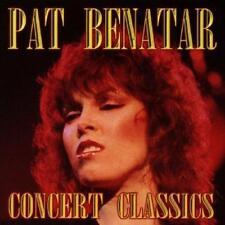 Pat Benatar(CD Album)Concert Classics-Dreamcatcher CRANCH-CRANCH6-UK-19-New