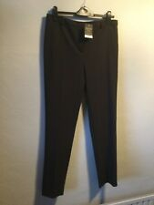 BNWT TopShop smart black tailored trousers, 14 Tall, office, work, new