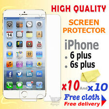 10 new High Quality Screen protection film foil for iphone 6 plus or 6s plus