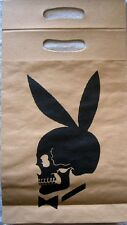 "Richard  Prince ""Skull Bunny: Learn to Read Art""  (print on paper bag)"