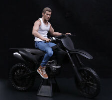 NEW 1/6 Cross-country Motorcycle models A vehicle The sports car