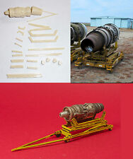 1/72 Pratt & Whitney J57 Resin kit for Aircraft F100/ B52/ crusaders/ c-135...