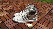Adidas Originals Forum HI OG Chalk White/Granite Python Snakeskin B27671 DS SZ 6