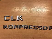 Mercedes Clk kompressor Boot Emblem