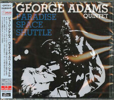 GEORGE ADAMS-PARADISE SPACE SHUTTLE-JAPAN CD Ltd/Ed B63