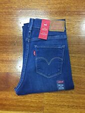 Levi's Women's 314 Shaping Straight Jeans Color Empty Sky 196310043 W25/l32
