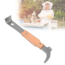 Raschietto per miele apicoltura Coltello Alveare delle api per succhi Attrezzatura strumento pettine Raccolto