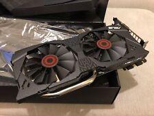 Asus Strix NVIDIA GeForce GTX 970 OC (4096 Mo) GPU Carte Graphique
