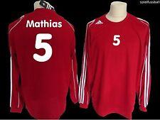 14 Rote Adidas Squadra Fussball Trikots  14 Gr. XXL