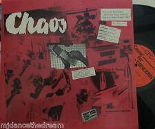 CHAOS - Nocturnal Emissions - VINYL LP