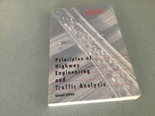 Principles of Highway Engineering and Traffic Analysis SECOND Edition MANNERING