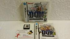 Jeu Vidéo DQM Dragon Quest Monsters Joker DS / DS LITE DSI XL 3DS Version PAL FR