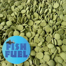 Fish Fuel Algae Wafers 250g, Spirulina Wafers, Aquarium Fish Food, Pleco