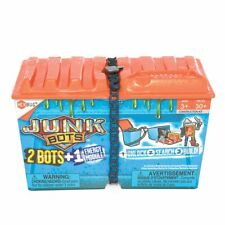 HEXBUG Junkbots Junk Bots X 3 Construction Kit Unlock Search Build Mix Match
