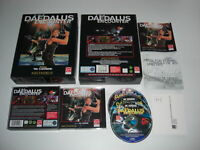 THE DAEDALUS ENCOUNTER Pc Cd Rom - Original BIG BOX