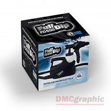 Full DIP électrique HVLP Peinture Pistolet Pulvérisateur Kit Pour Plasti Dip Liquide Vinyle
