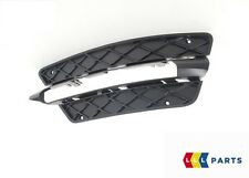 NEW GENUINE MERCEDES BENZ MB W204 C CLASS AMG PACKAGE FRONT LOWER GRILL LEFT