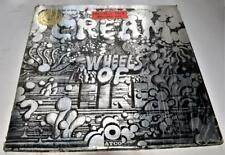 Cream Wheels Of Fire 1969 Reissue Atco SD 2-700 Stereo 2 Vinyl LPs Strong VG